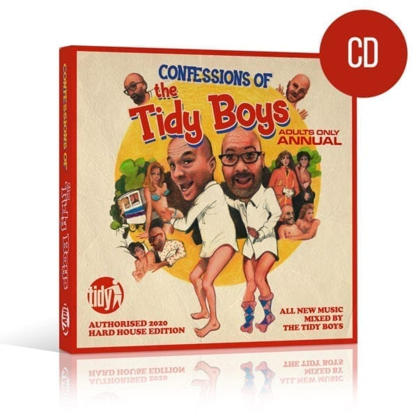 Tidy Boys Annual CD