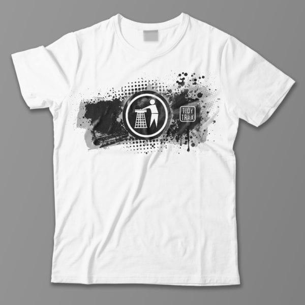 Classic-Tidy-Logo-Grunge-Tee