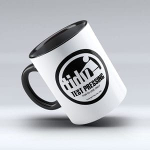 Tidy Test Pressing Mug