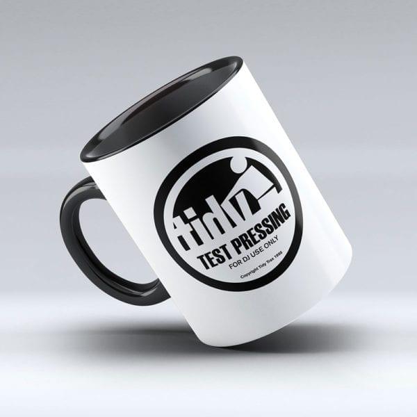 Tidy Test Pressing Mug