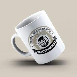 Tidy Pioneer Mug