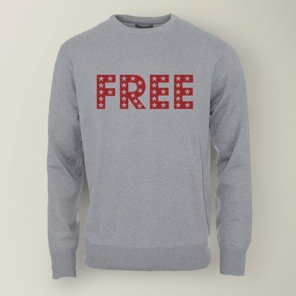 TDV Free Sweatshirt