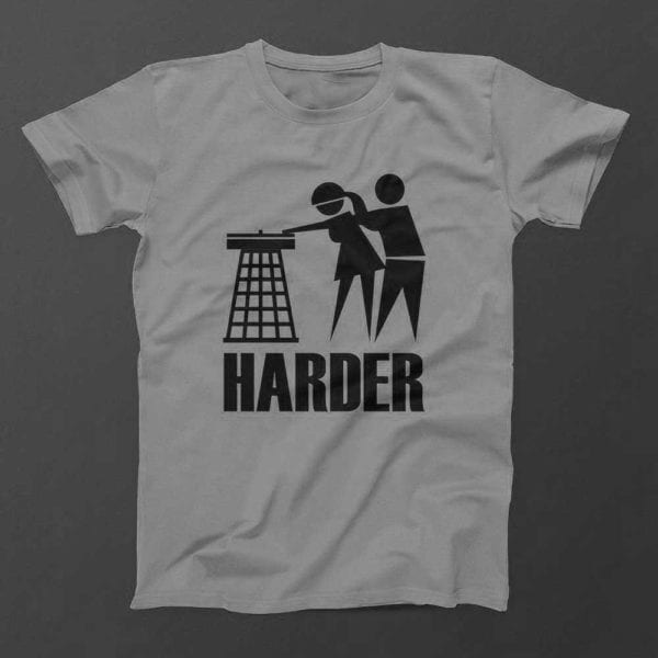 HARDER-FASTER-Mens-Grey-Front.
