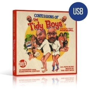 Tidy Boys Annual USB