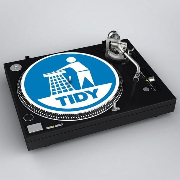 Tidy Retro Slipmats