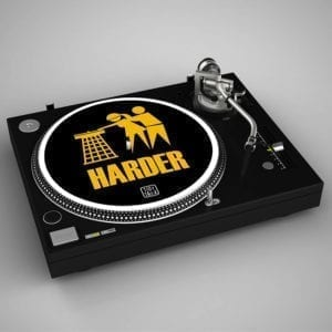 Harder Slipmat