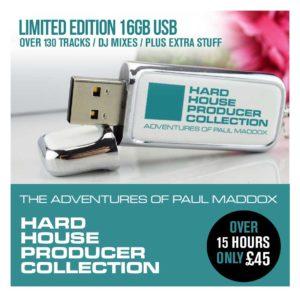 Adventures of Paul Maddox