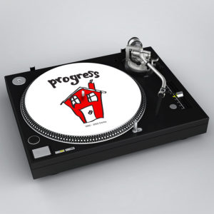 Progress Logo Slipmats
