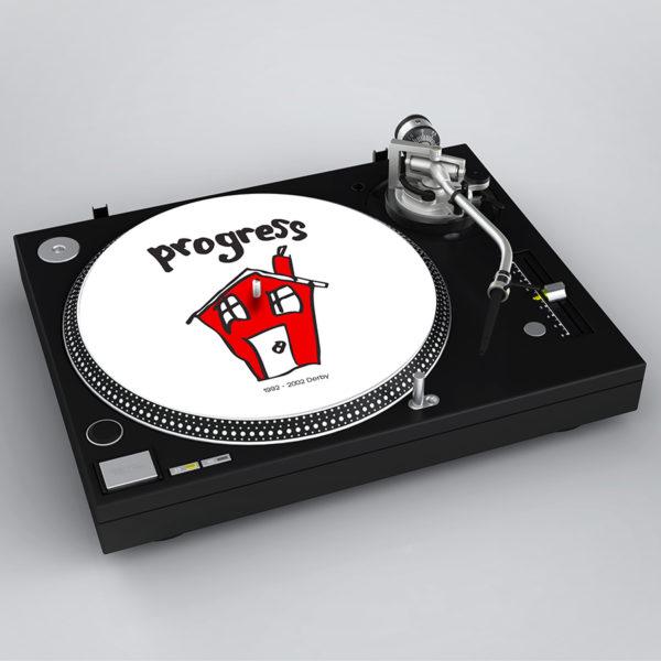 Progress Logo Slipmats