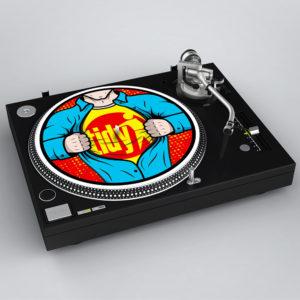 Tidy Superman