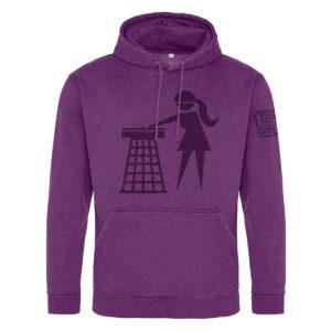 tidy girls hoodie