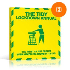 Tidy Lockdown Annual