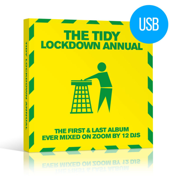 Tidy Lockdown Annual USB