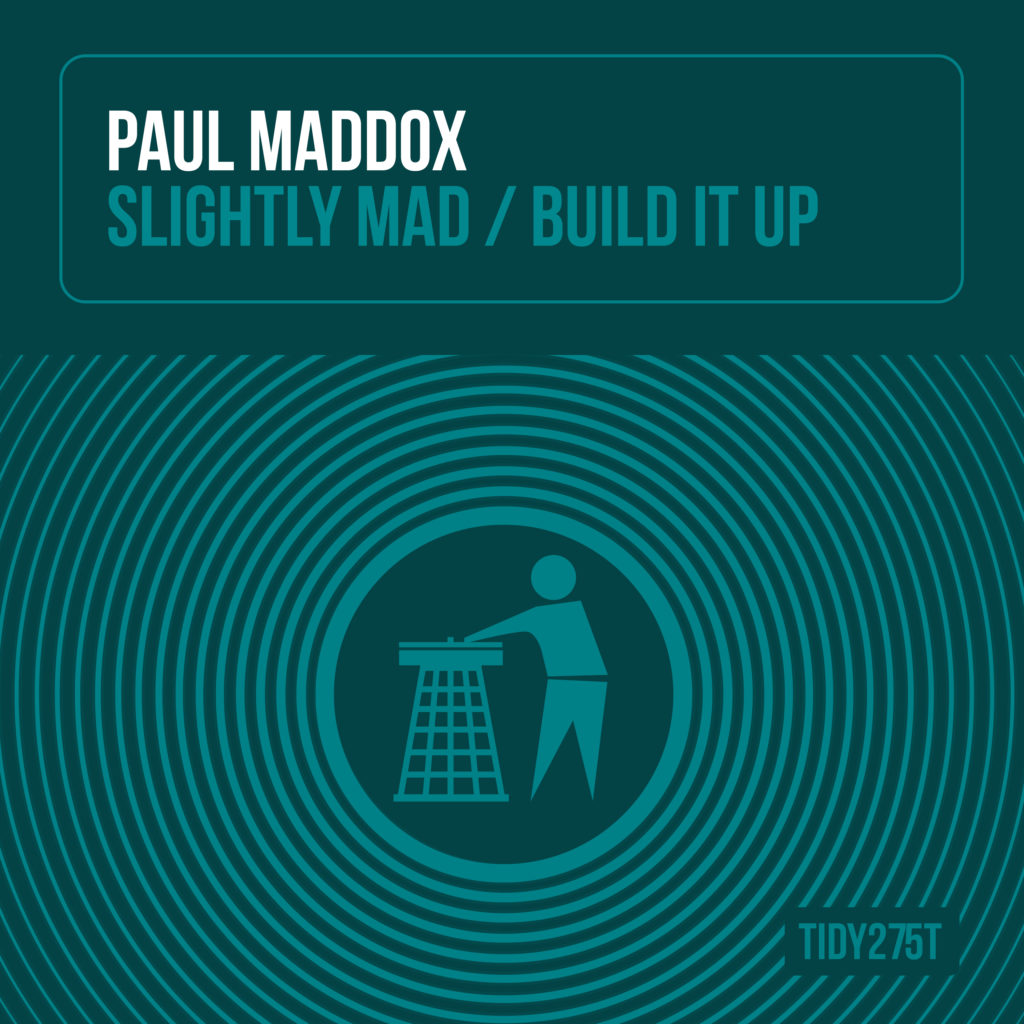 Paul Maddox - Slightly Mad