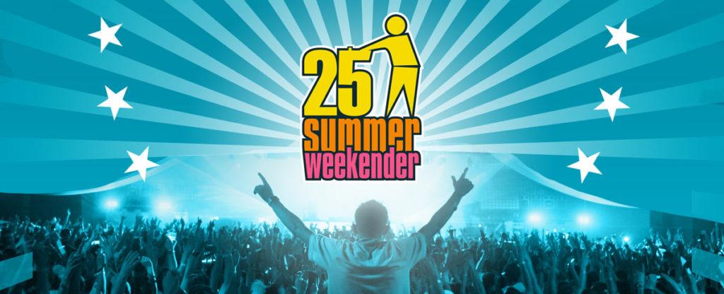 Tidy Weekender 25