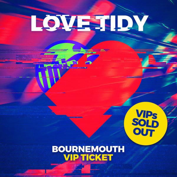 Love Tidy South VIP