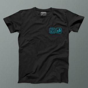 Tidy Black t shirt