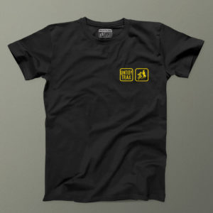 Untidy T-shirt mens