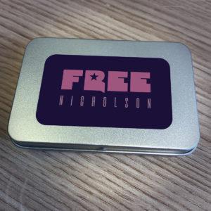 Nicholson Free USB