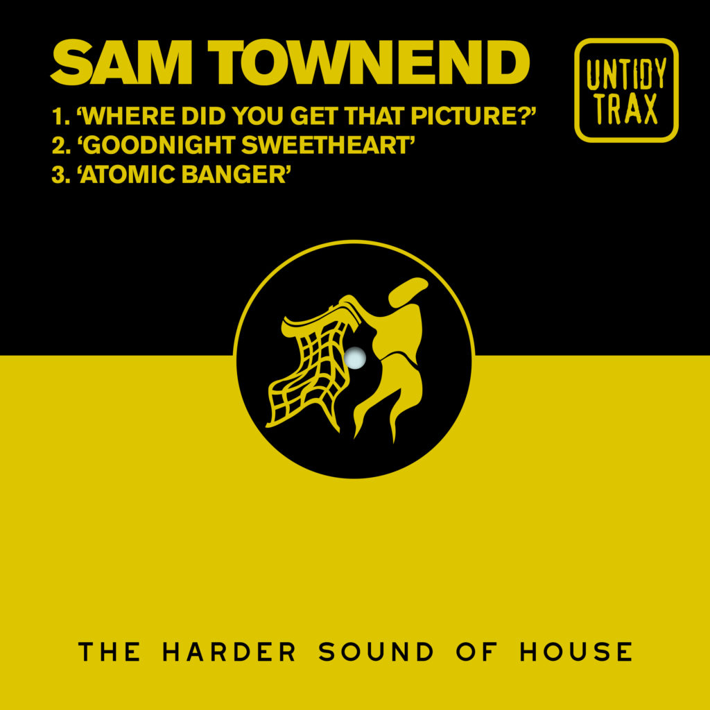 Sam Townend - EP (Untidy Trax)