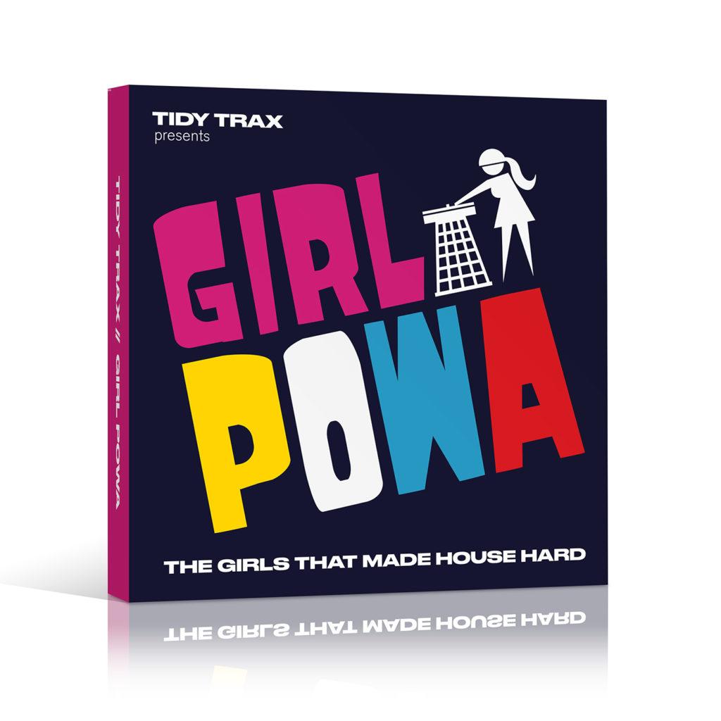 Girl Powa CD