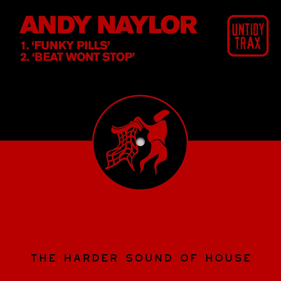 Andy Naylor Funky Pills