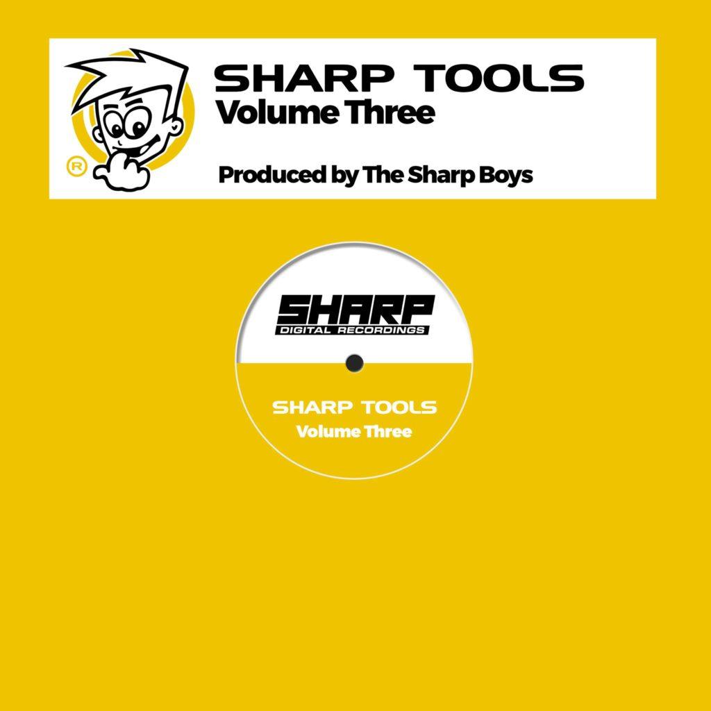 Sharp Tools Volume Three