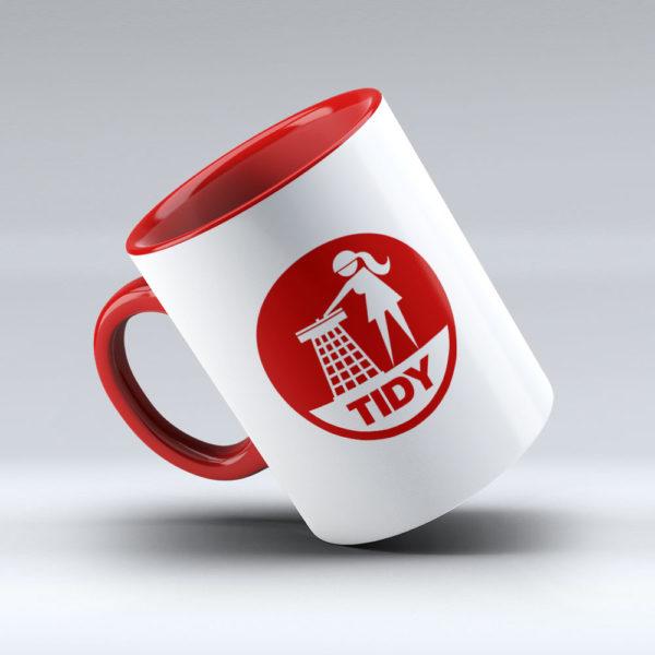 tidy girls mug