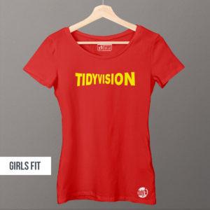 Tidyvison-Bright-Red-girls-tee