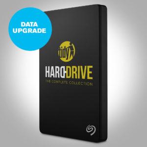 tidy hard drive update