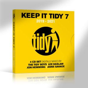 Keep It Tidy 7 CD