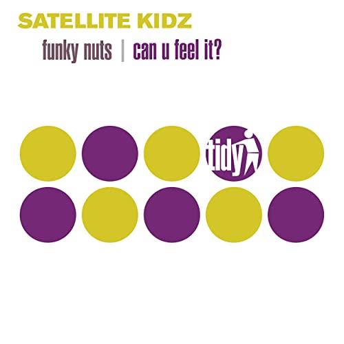 Satellite Kidz Funky Nuts